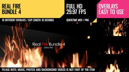 Real Fire Bundle 4 6828884