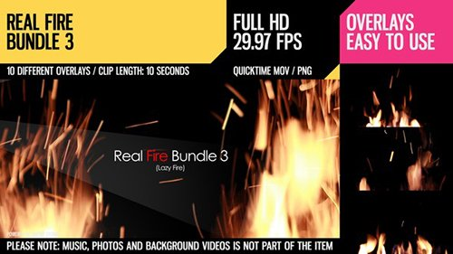 Real Fire Bundle 3 6788177