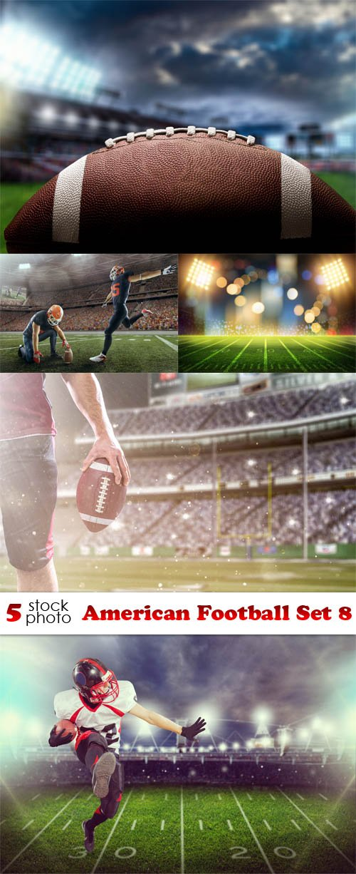 Photos - American Football Set 8