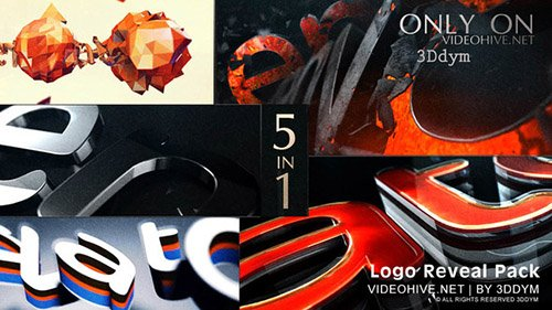 Logo Reveals 17344059 - Project for After Effects (Videohive)