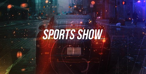 Simple Sports Show - Project for After Effects (Videohive)