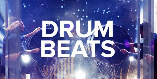 Drum Beats 20086041 - Project for After Effects (Videohive)