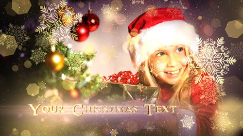 Christmas Wonders Promo - Project for After Effects (Videohive)