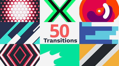 Transitions 22697958 - Project for After Effects (Videohive)