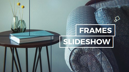 Elegant Frames Slideshow 19452542 - Project for After Effects (Videohive)