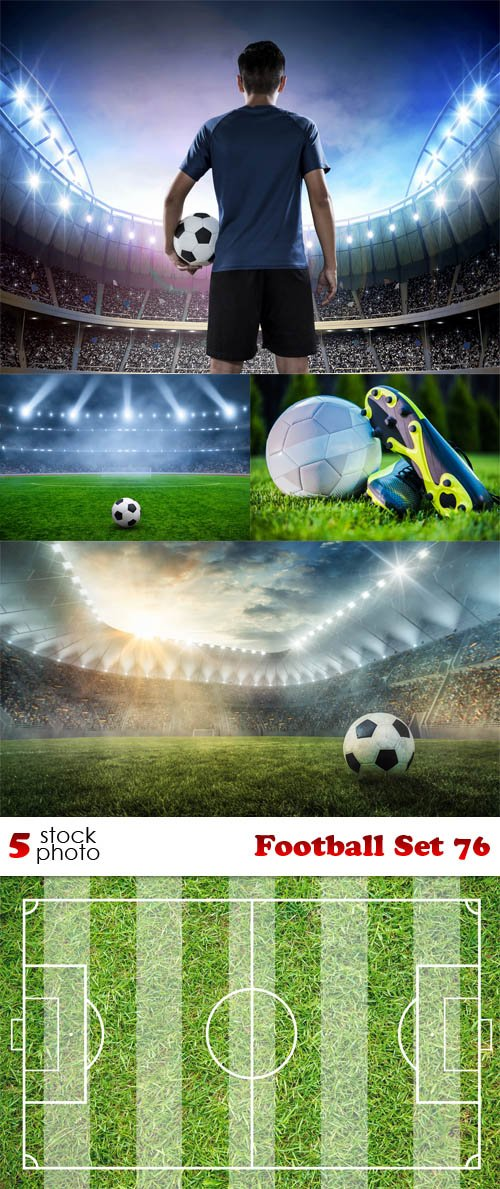 Photos - Football Set 76