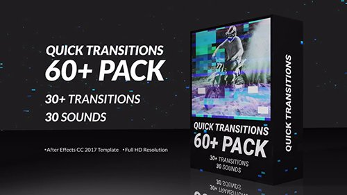 MA - Quick Transitions Pack 114177