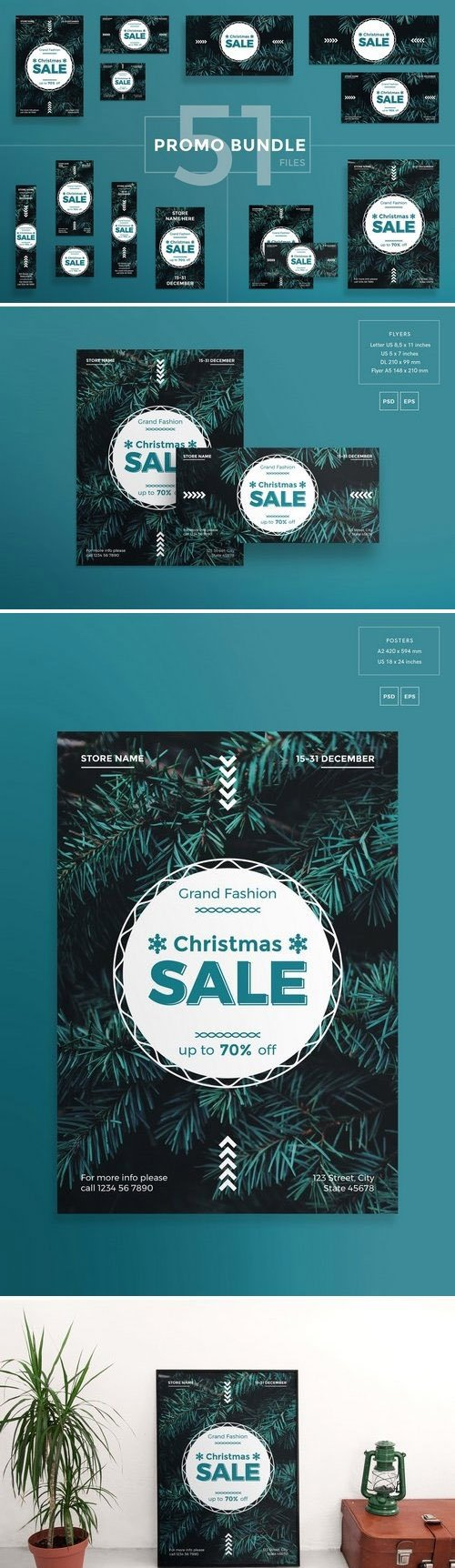 CM - Promo Bundle | Christmas Sale 2078206
