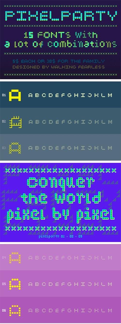 FONT » page 55 » NitroGFX - Download Unique Graphics For
