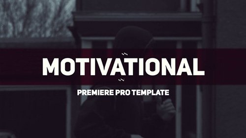 Sport Motivational Opener - Premiere Pro Templates (Videohive)