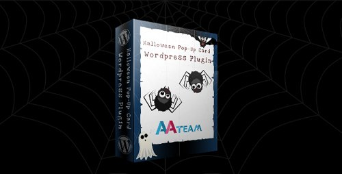 CodeCanyon - Halloween Pop-Up Card v1.1 - Wordpress Plugin - 5861308 - NULLED