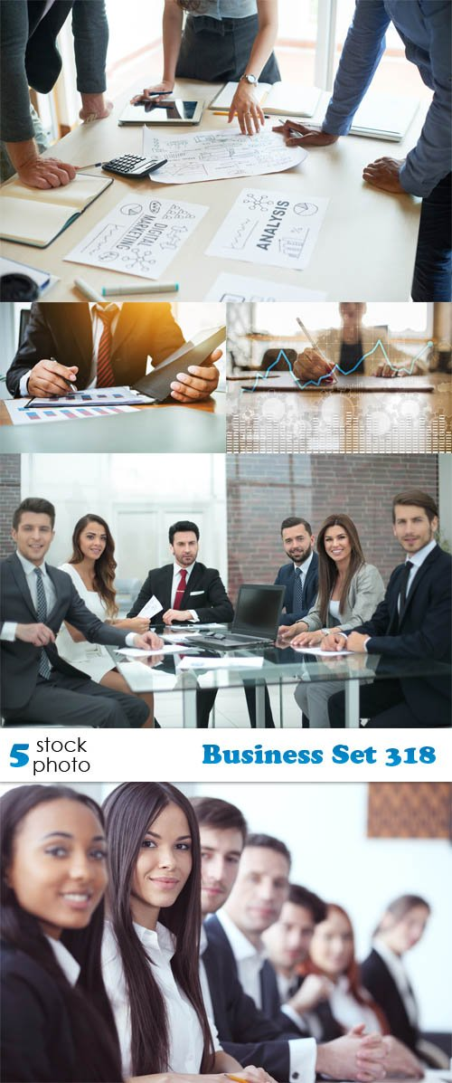 Photos - Business Set 318