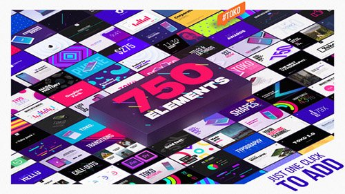Graphics Pack - After effects & Premiere Pro Templates (Videohive)