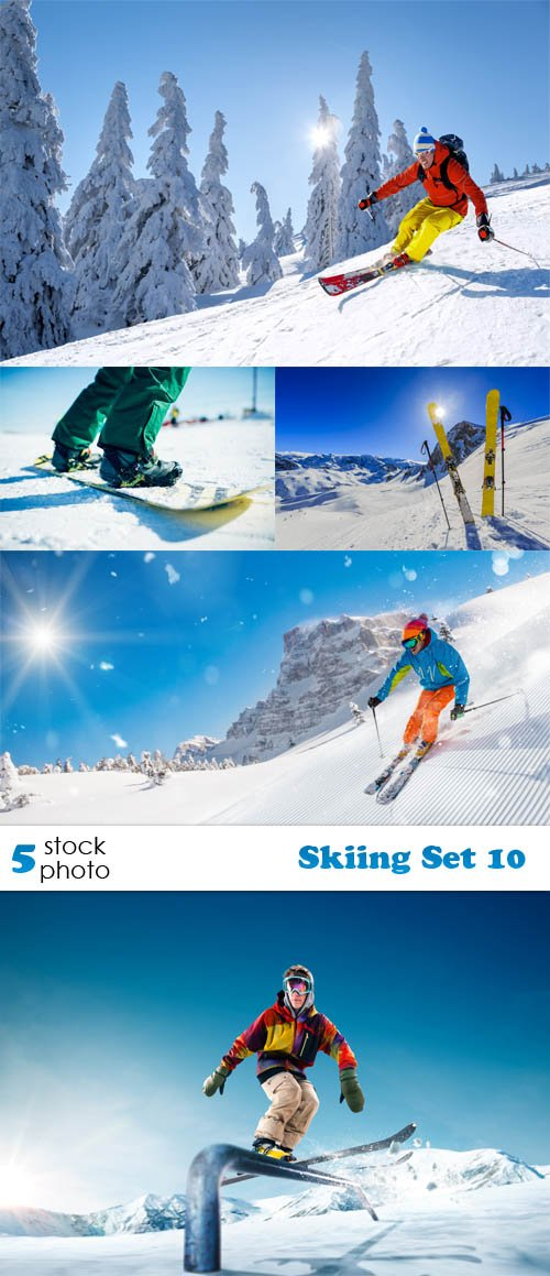 Photos - Skiing Set 10