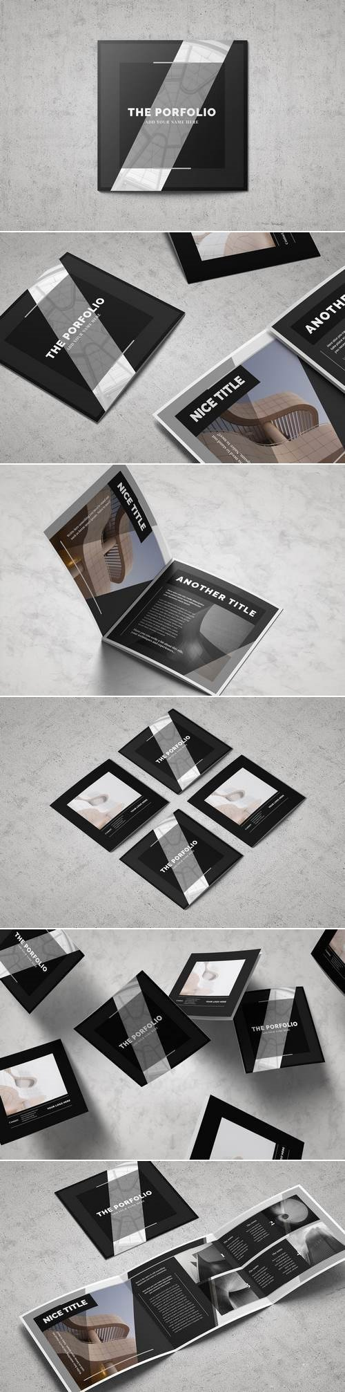 CM - Multipurpose Square Brochure 2936454