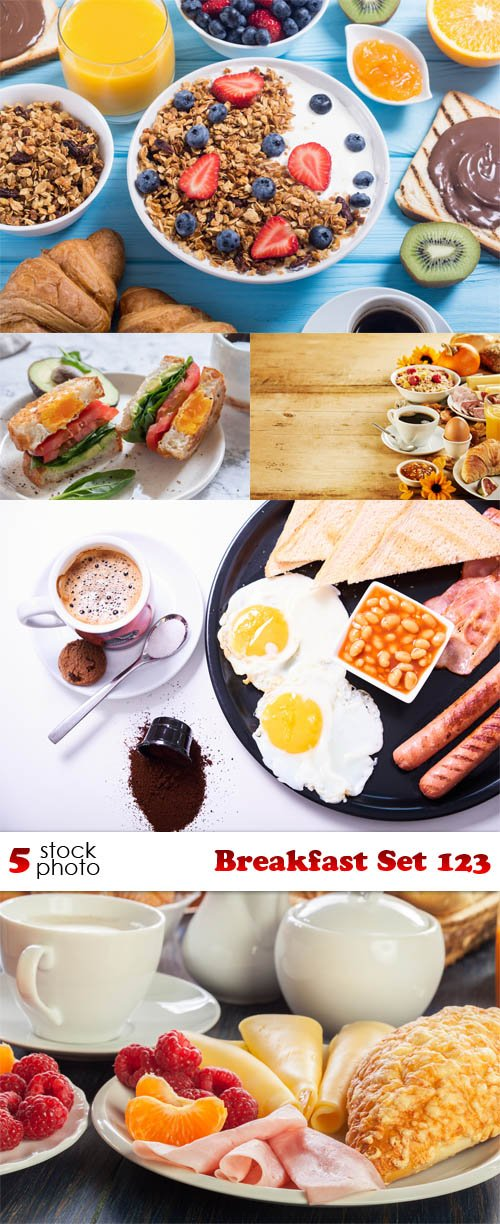 Photos - Breakfast Set 123