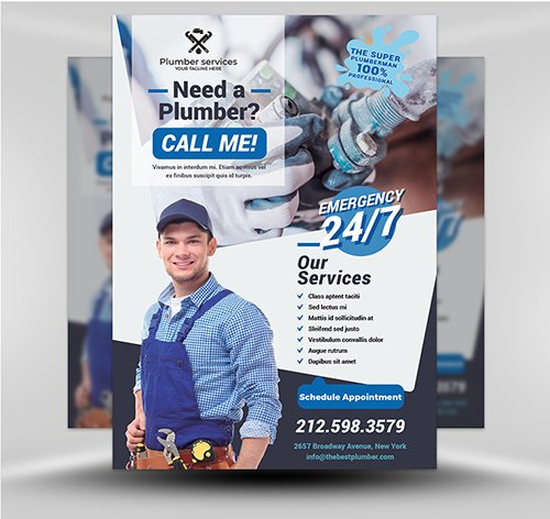 PSD Business Flyer 2