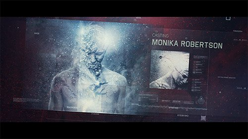 Sci-Fi Movie Opener - Project for After Effects (Videohive)