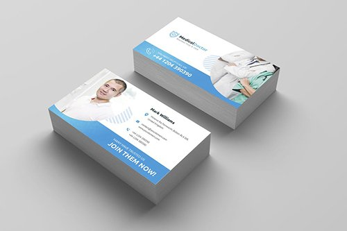 Business Card - Doctor Multipurpose
