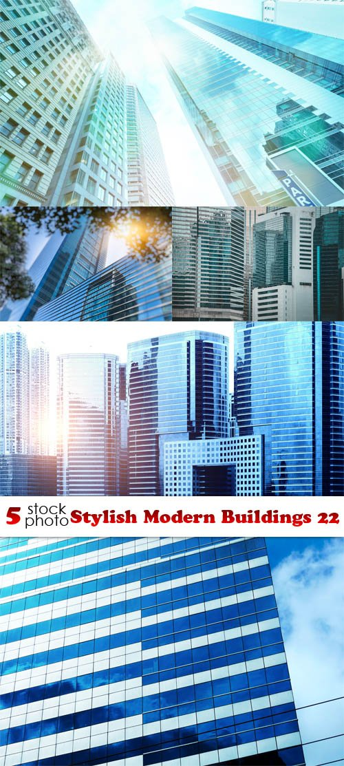Photos - Stylish Modern Buildings 22