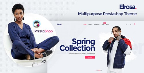 ThemeForest - Alrosa - Responsive Prestashop 1.7 Theme (Update: 30 October 18) - 22715148