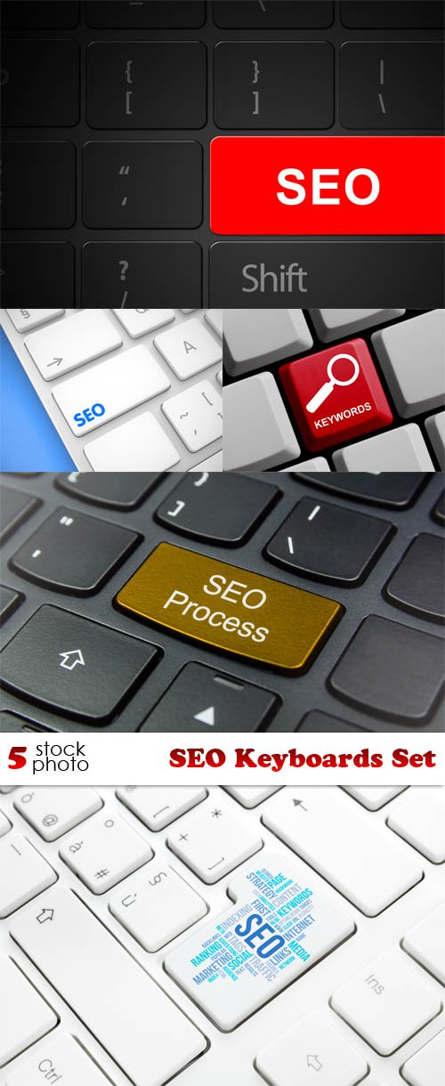 Photos - SEO Keyboards Set