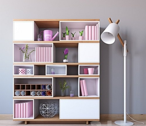 VOX - Balance. VOX - Muse Decorative cabinet