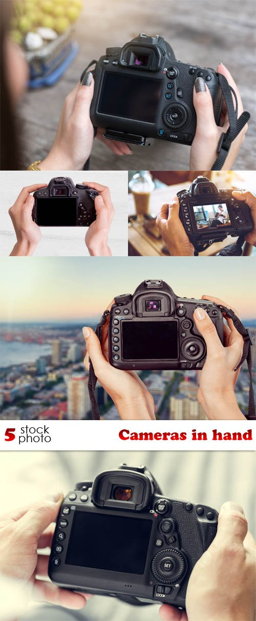 Photos - Cameras in hand