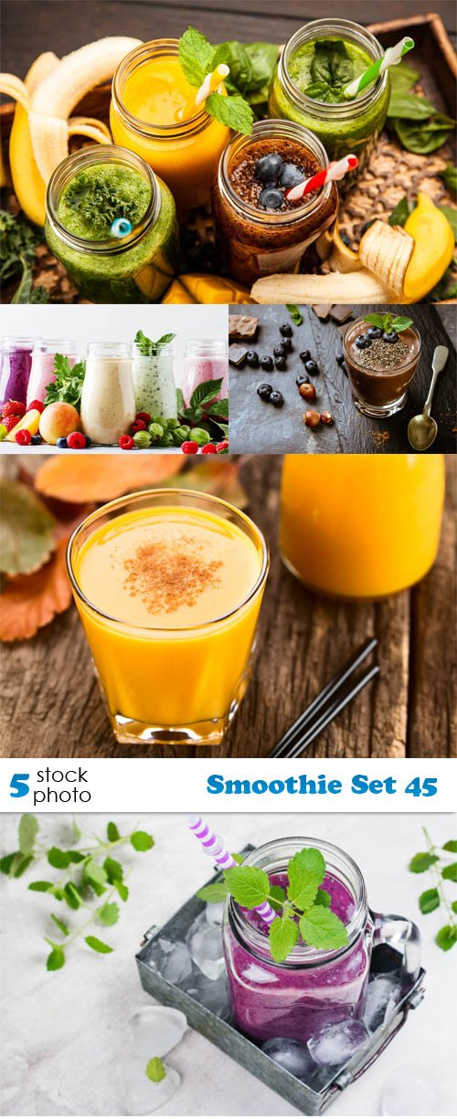 Photos - Smoothie Set 45