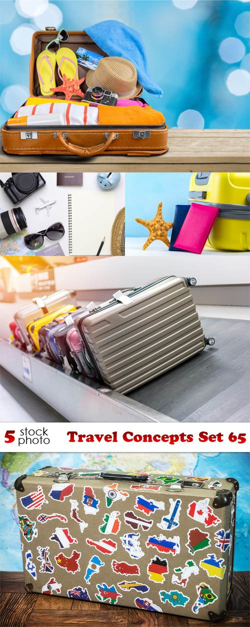 Photos - Travel Concepts Set 65