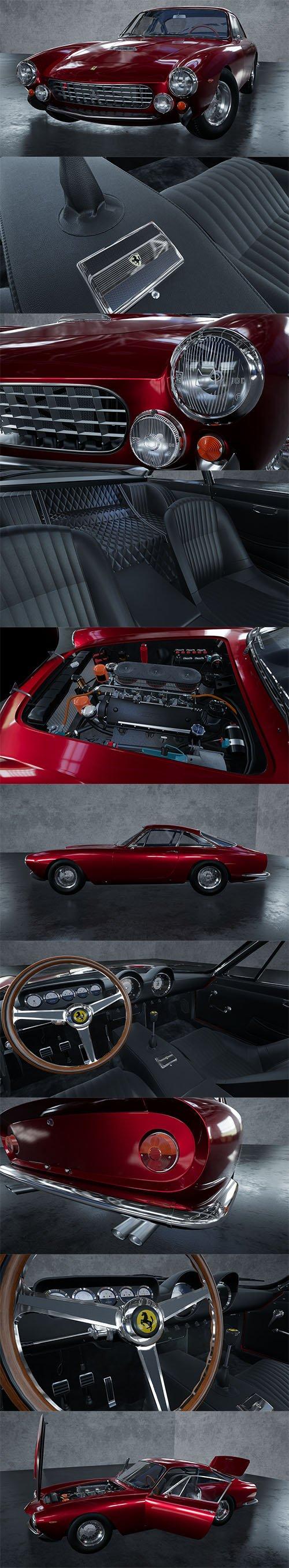 1962 Ferrari 250 GT Berlinetta Lusso