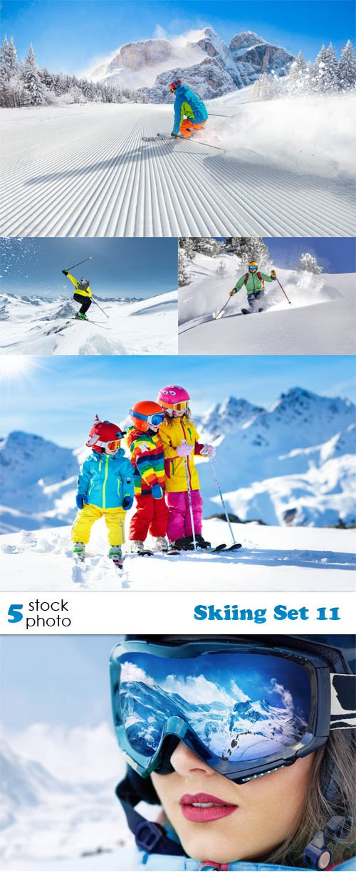 Photos - Skiing Set 11