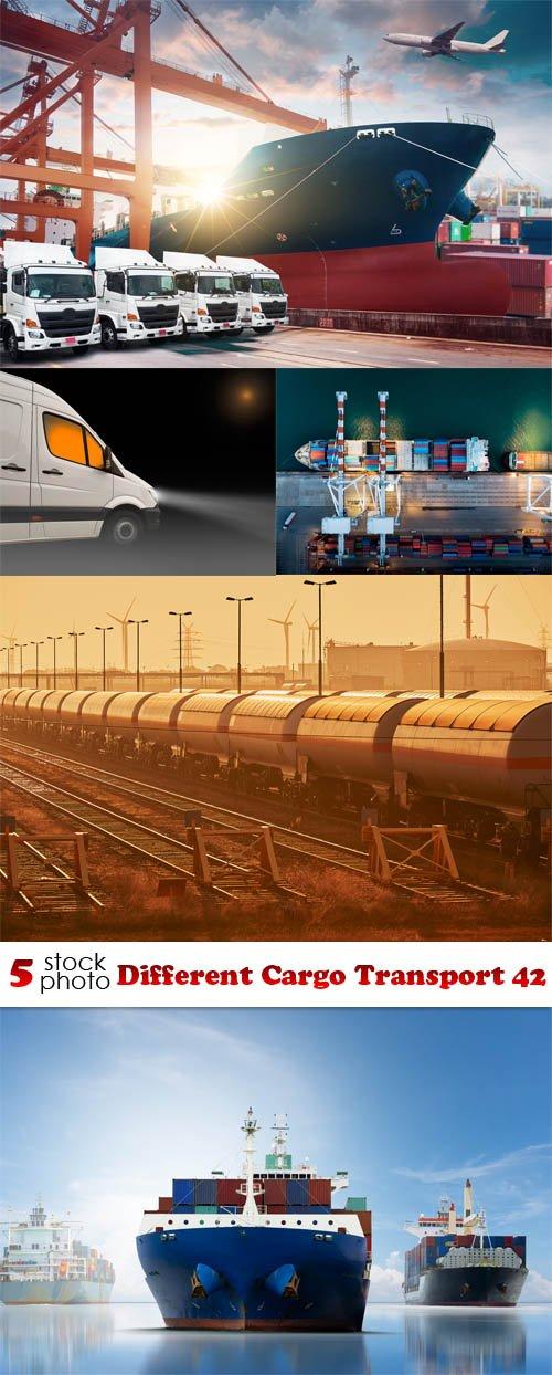 Photos - Different Cargo Transport 42