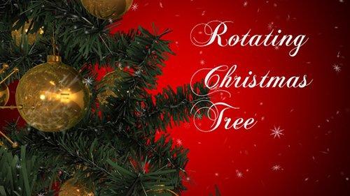 Rotating Christmas Tree 22935986