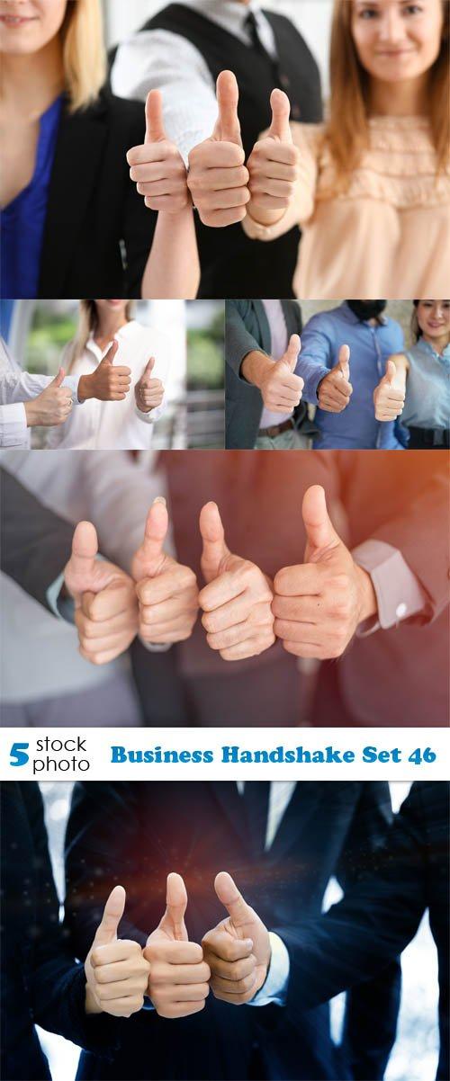 Photos - Business Handshake Set 46