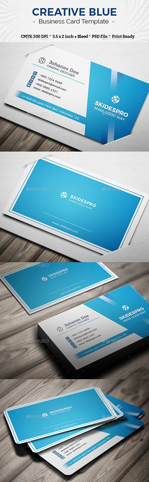 GraphicRiver - Creative Blue 22208375