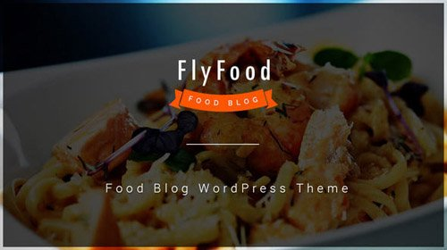 ThemeForest - FlyFood v1.0.5 - Catering and Food WordPress Theme - 20695115