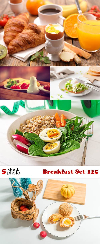 Photos - Breakfast Set 125