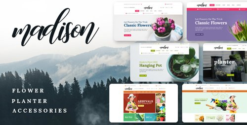ThemeForest - Madison v1.0 - Multipurpose OpenCart Theme (Included Color Swatches) - 22998907