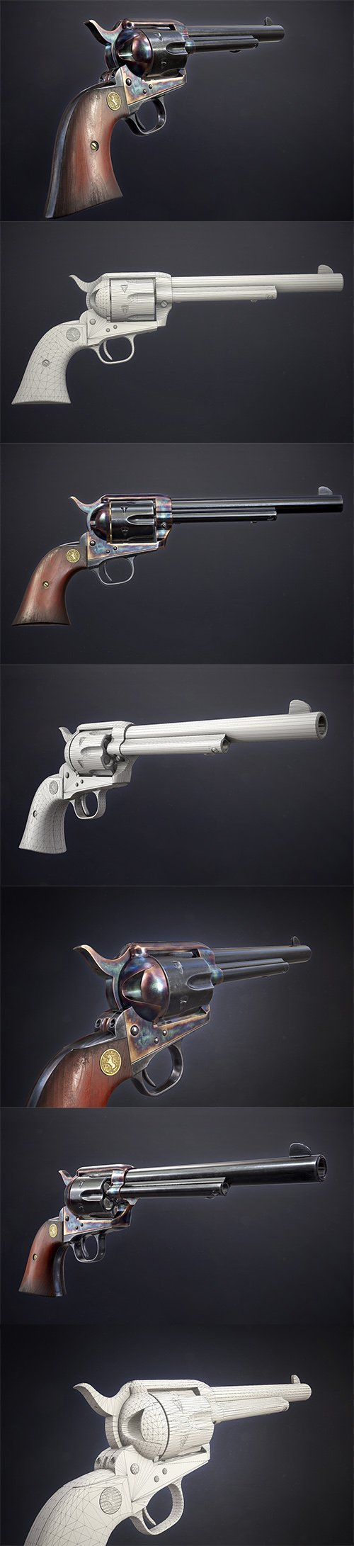 Colt Single Action Army - Peacemaker