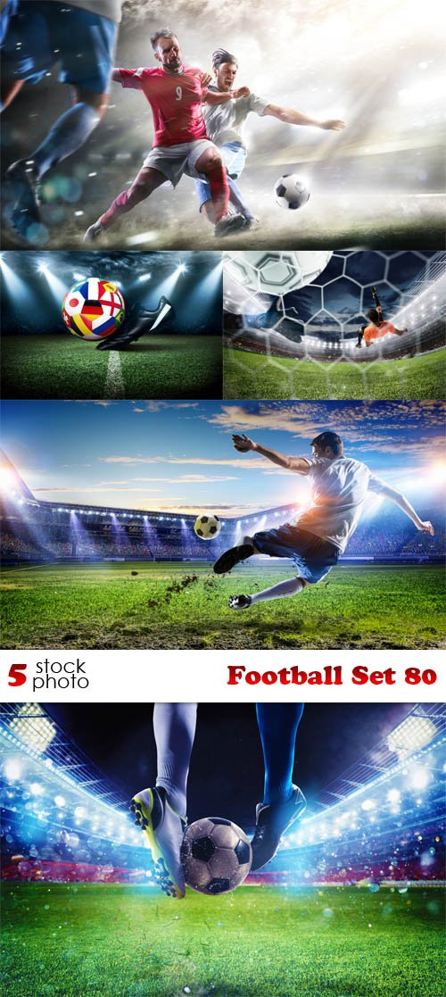 Photos - Football Set 80
