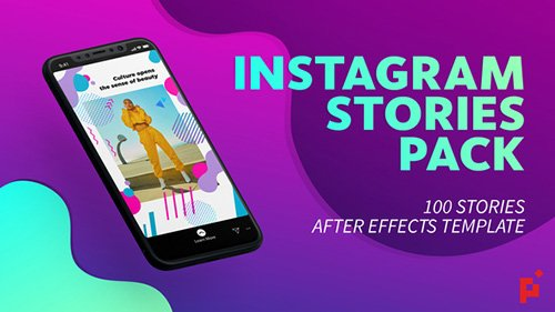 INSTAGRAM STORIES AFTER EFFECTS TEMPLATE DOWNLOAD