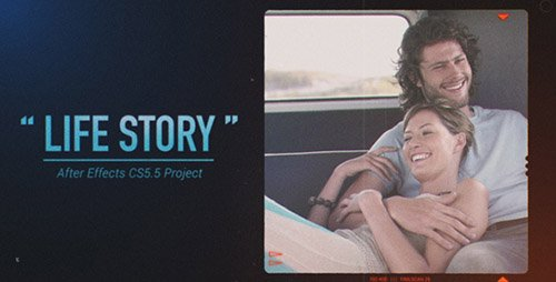 Life Story 20433348 - Project for After Effects (Videohive)