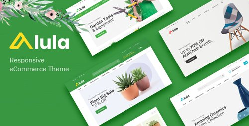 ThemeForest - Alula v1.0 - Multipurpose OpenCart Theme (Included Color Swatches) - 22966684