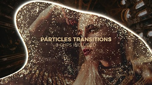 Particle Transitions 22772000