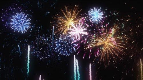 Fireworks 14122658