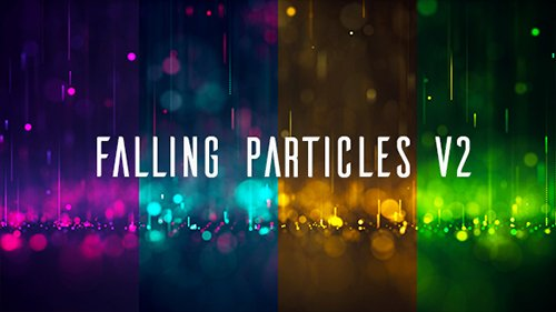Falling Particles V2 16196993