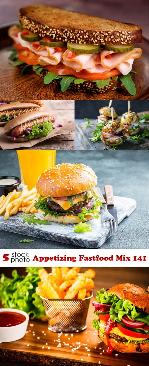 Photos - Appetizing Fastfood Mix 141