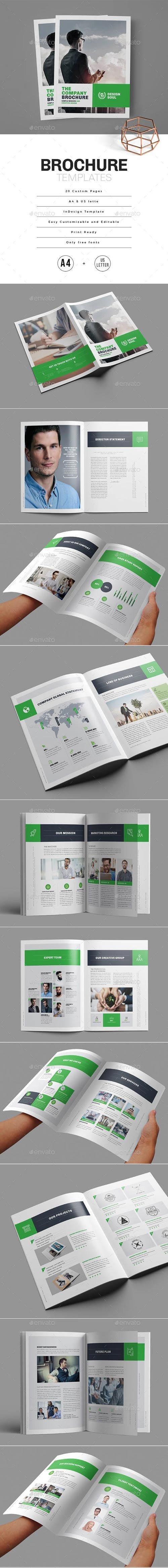 Graphicriver - Brochure 22905637