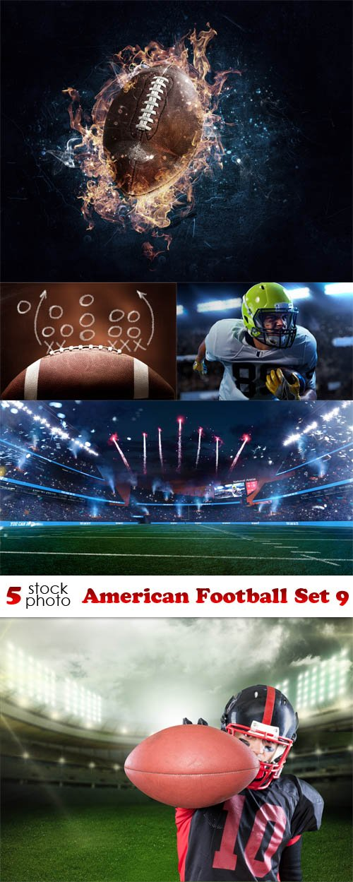 Photos - American Football Set 9